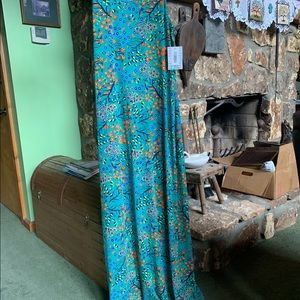 Brand New With Tags, Dani Maxi Dress  LuLa Roe 2x